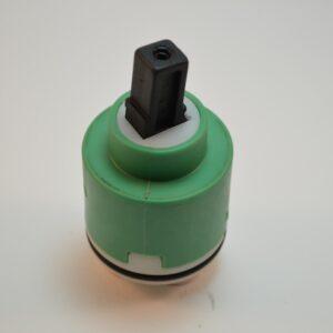 RICAMBIO cartuccia di ricambio rubinetteria miscelatore monocomando doccia teuco