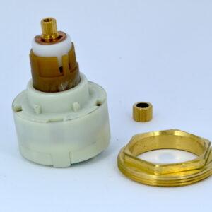 RICAMBIO Cartuccia deviatore rubinetto rubinetteria doccia miscelatore Glass