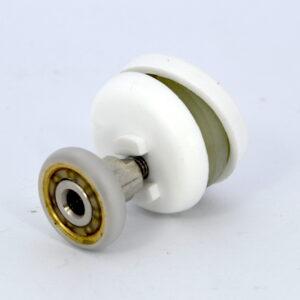 Eccentrico con cuscinetto per porta doccia Glass Agua Krono Techno