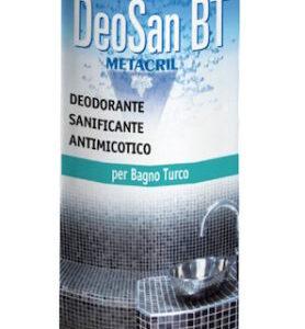 DeoSan Metacril Tecno Line Detergente e Sanificante per bagno turco e Hammam 500ml