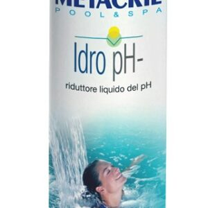idrp ph- riduttore ph metacril