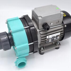 pompa idro idromassaggio vasca teuco trifase