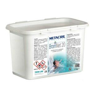 Sanificante in pastiglie disinfezione acqua spa minipiscina piscina bromo