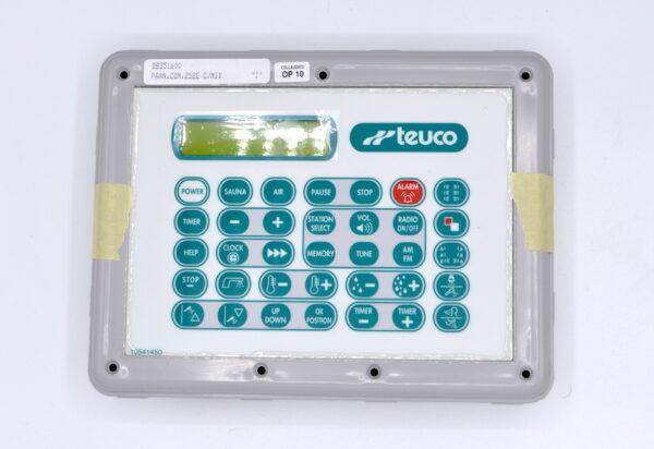 Pannello comandi idrodoccia Teuco art. 252E cod. 88351600