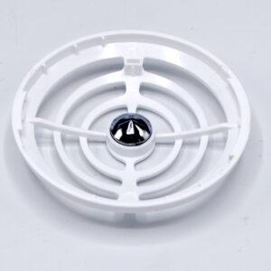 Borchia idrosonic tonda Teuco bianca 81000984001