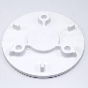 Copripiletta tondo piatto doccia Paper Teuco in Duralight
