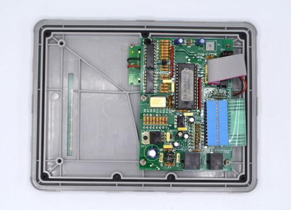 Pannello comandi idrodoccia multifunzione Teuco 250:F con mix elettronico cod. 88374300 (2)