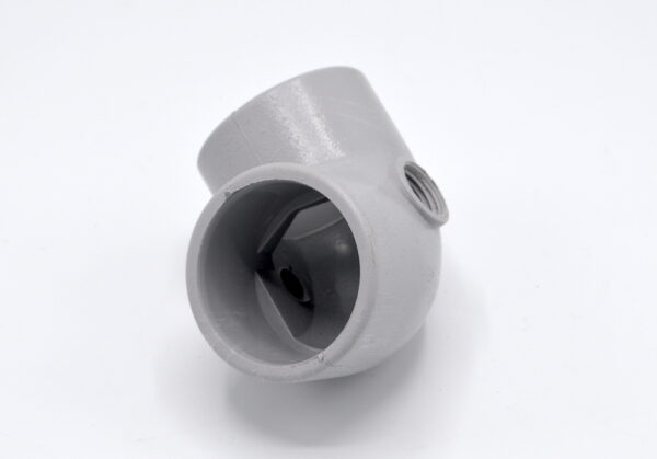 CURVA PVC TEUCO 90G. D50 C:FIL.DEPR.+TEM. cod. 81067100