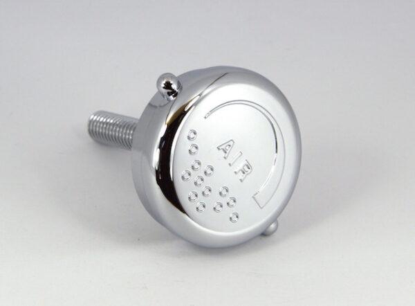 maniglia regolazione aria cromo 81015520