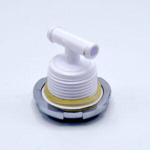 Ugello idromassaggio doccia Glass 2 uscite