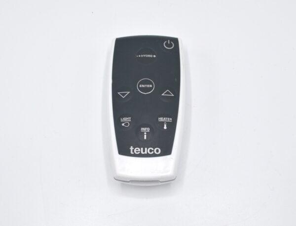 Telecomando per idro teuco con faro e riscaldatore cod. 81003278000